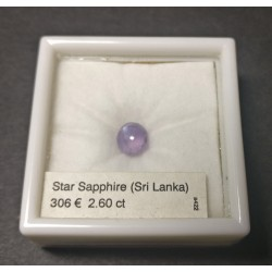2.6ct Oval cab. Star Sapphire