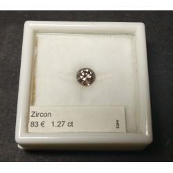 6,1mm Round Zircon