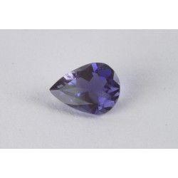 8x6mm pendeloque Iolite