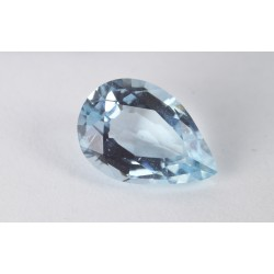 2.56ct Aquamarine Pendeloque