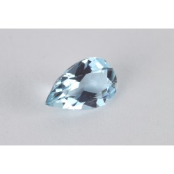 0.703ct Aquamarine Pendeloque