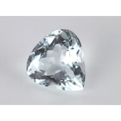 2.93ct Aquamarine Trillion
