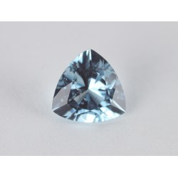 0.95ct Aquamarine Trillion