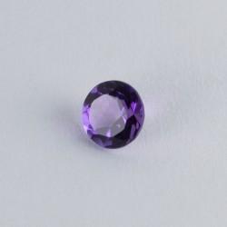 5mm Round Amethyst