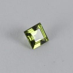 0.47ct Square Green Sapphire
