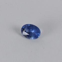 0.71ct Blue Sapphire