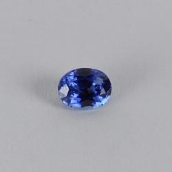 0.9ct Blue Sapphire