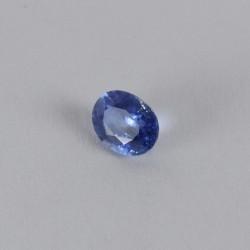 0.77ct Blue Sapphire