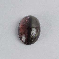 3.61ct oval cab. Tourmaline