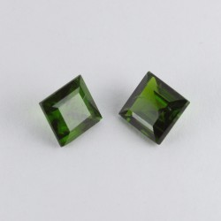 2.49ct square Chrome...