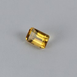 7x5mm Emerald Citrine 2