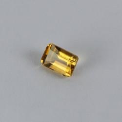 7x5mm Emerald Citrine