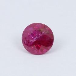 1.322ct Round Ruby