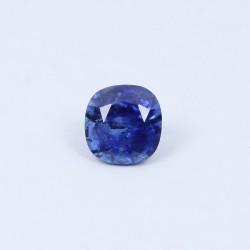 0.81ct Blue Sapphire