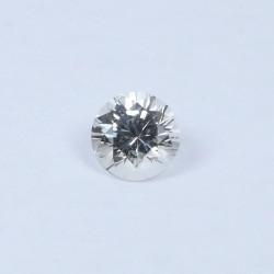 0.52ct White Sapphire