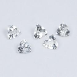 3x3 Trillion White Sapphire