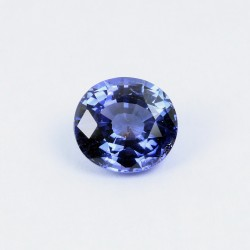 3.62ct Violet Sapphire